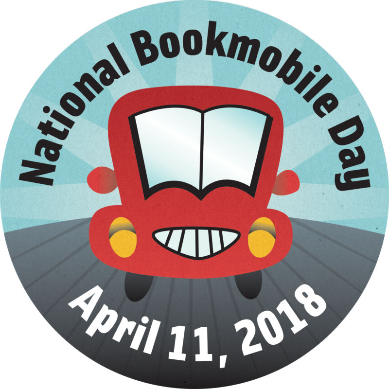Time to Celebrate National Bookmobile Day 2018